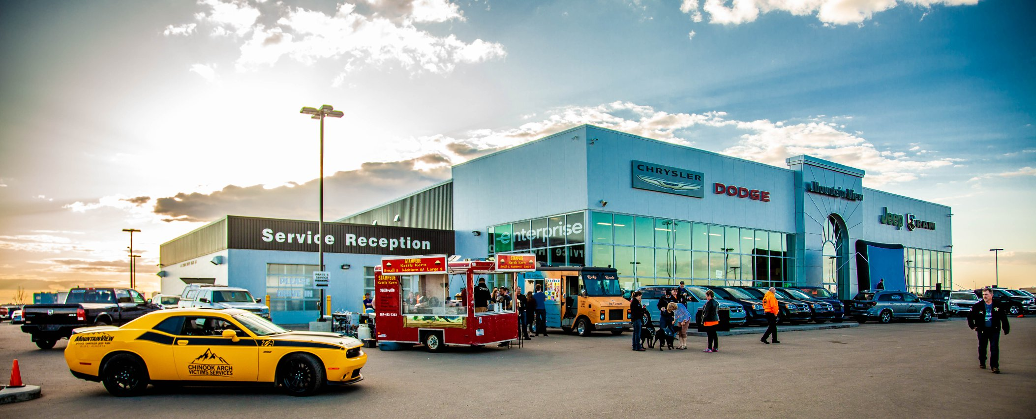 Mountain View Chrysler Dodge Jeep Ram Has Grown To Become A Premier  Chrysler Dodge Jeep Ram Auto Dealer In The Olds, Red Deer, Calgary And  Southern Alberta ...