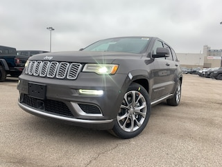 2021 Jeep Grand Cherokee Summit 4x4