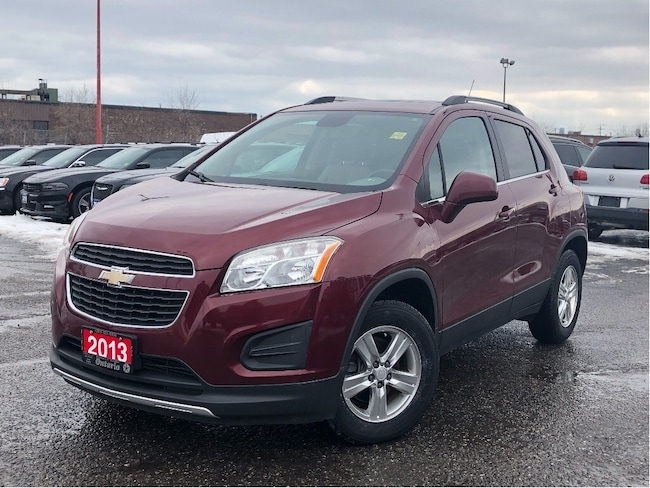 2013 Chevrolet Trax 2LT**AWD**Sunroof**Bluetooth**Back UP CAM** SUV