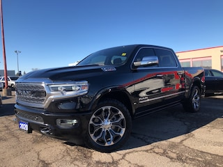 2020 Ram 1500 Limited**Crew CAB**Diesel**Leather**12 Screen** Truck