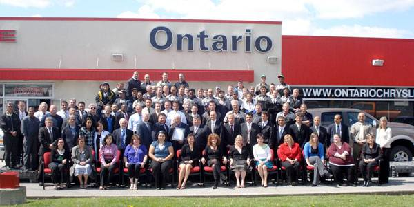 About Ontario Chrysler Jeep Dodge Ram Dealership New And Used - Ontario chrysler jeep