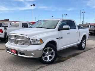 2017 Ram 1500 Laramie**Diesel**Leather**Sunroof**NAV** Truck Crew Cab