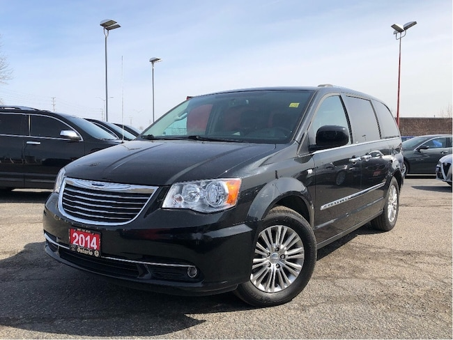 2014 Chrysler Town & Country Touring-L**30TH Anniversary**Sunroof**DVD**NAV**