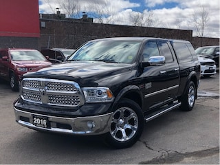 2016 Ram 1500 Laramie**Leather**NAV**Back UP CAM**Bluetooth** Truck Quad Cab
