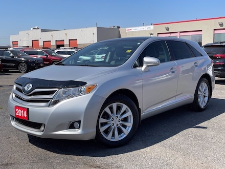2014 Toyota Venza XLE**LEATHER**SUNROOF**BACK UP CAMERA**BLUETOOTH Wagon