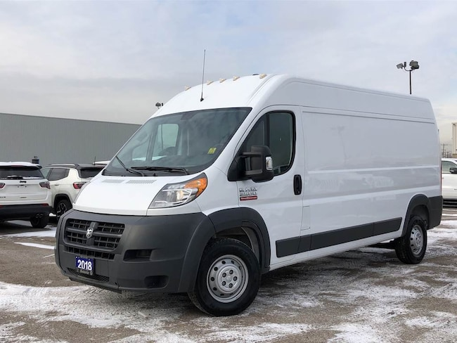 2018 Ram Promaster 2500 High Roof**Bluetooth**Back UP CAM**5.0 Touchscreen