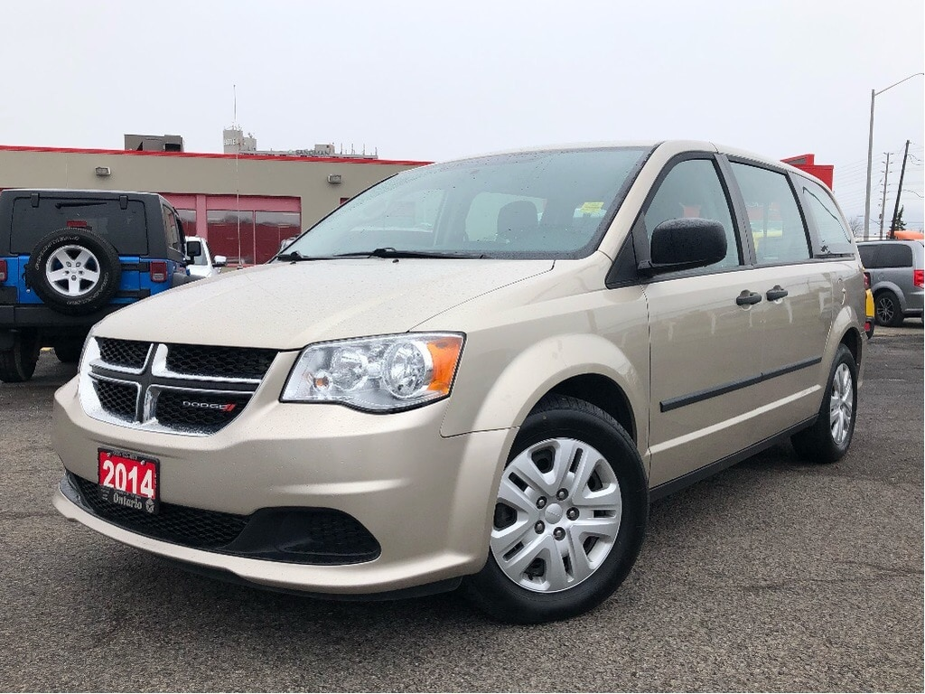 2014 Dodge Grand Caravan CVP**Stow AND GO**Automatic**Power Windows**