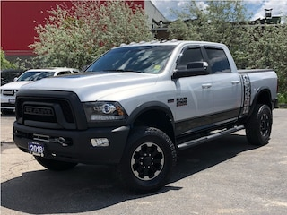 2018 Ram 2500 Power Wagon**6.4L**V8**8.4 Touchscreen** Truck Crew Cab