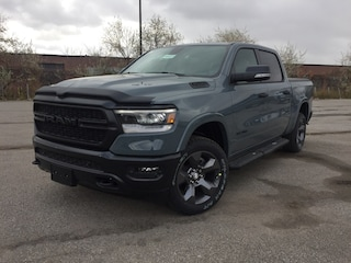 2021 Ram 1500 Built to Serve Truck Crew Cab