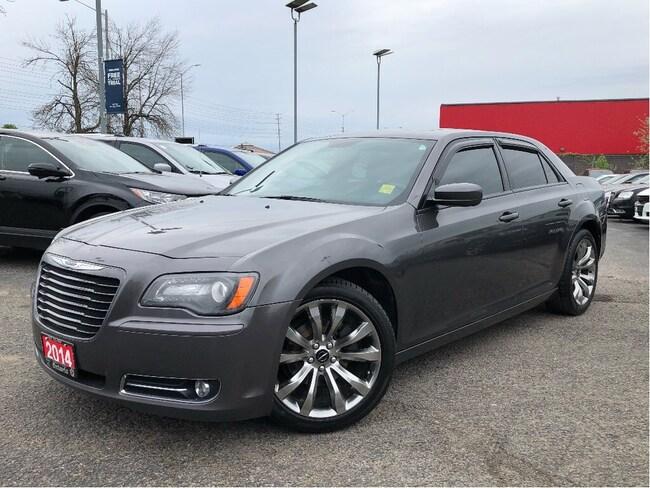 2014 Chrysler 300 S**Leather**Sunroof**NAV**Bluetooth** Sedan