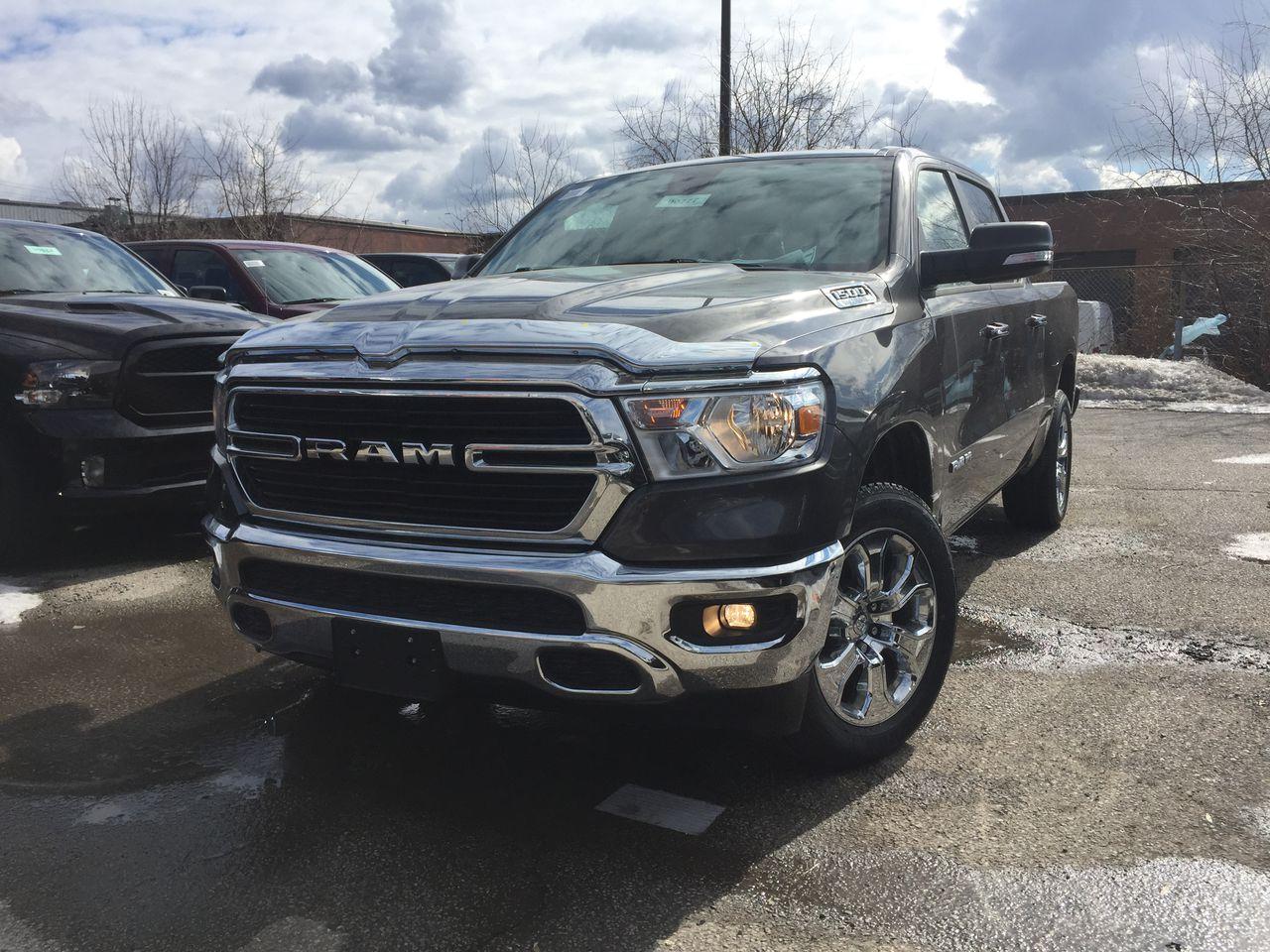 2019 Ram 1500 Big Horn Truck Crew Cab