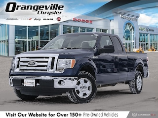 2012 Ford F-150 XLT, Supercab, 3.7L, 1-Owner, Clean, Good KMS! Truck Super Cab