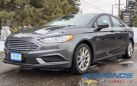 2017 Ford Fusion SE for sale in Orangeville, ON
