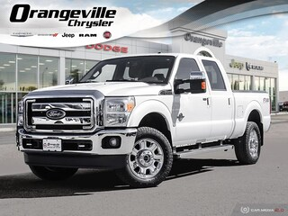 2016 Ford F-250 Lariat, Pwrstroke, Supercrew, NAV, Roof, HTD/Cool! Truck Crew Cab