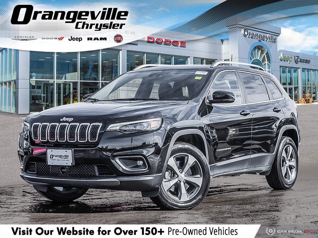 2019 Jeep New Cherokee LIMITED, 2.0T, NAV, ROOF, TECH, DEMO! SUV
