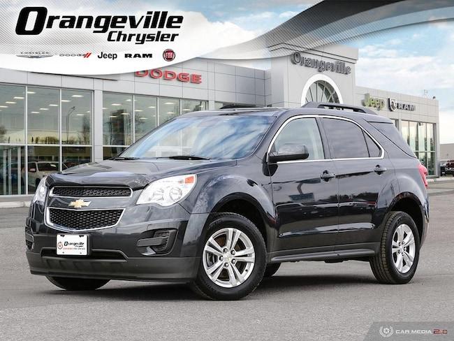 2014 Chevrolet Equinox 1LT, Heated Cloth, Remote Start, Mylink, Clean! SUV