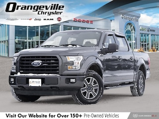 2016 Ford F-150 XLT Sport, Supercrew, 2.7L, Leather, Clean! Truck SuperCrew Cab