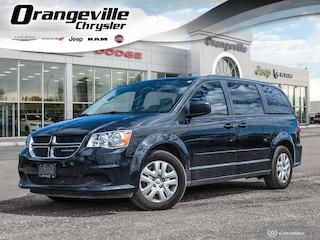 2017 Dodge Grand Caravan SXT, Stow N GO, Uconnect, Remote Start, 1-Owner! Van Passenger Van