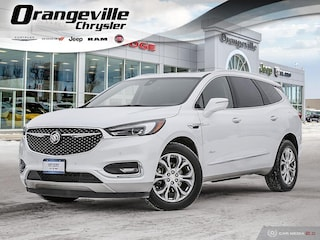 2018 Buick Enclave Avenir, AWD, NAV, Roof, 1-Owner, Clean! SUV