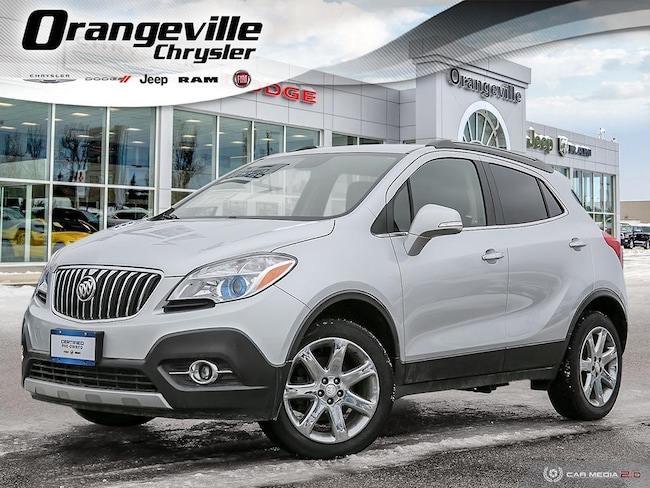 2016 Buick Encore Leather, AWD, NAV, Roof, 2 Sets OF Tires! SUV