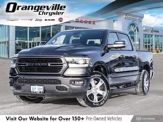2020 Ram 1500 SPORT, DEMO, SAVE OFF MSRP! Truck Crew Cab