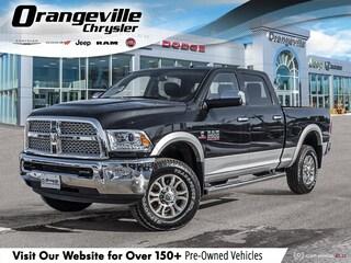 2016 Ram 2500 Laramie, Cummins, HTD/Cool Lthr, 1-Owner, Clean! Truck Crew Cab
