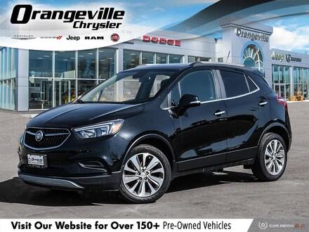 2017 Buick Encore Preferred, 1.4T, Intellilink, Rear Camera, 1-Owner SUV for sale in Orangeville, ON
