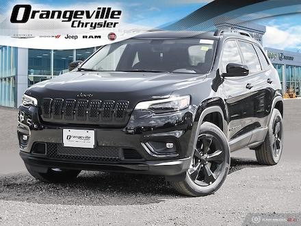 2020 Jeep Cherokee Altitude 4x4 for sale in Orangeville, ON