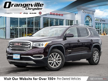 2018 GMC Acadia SLE-2, V6, Heated Cloth, 6-Pass, 1-Owner, Clean! SUV