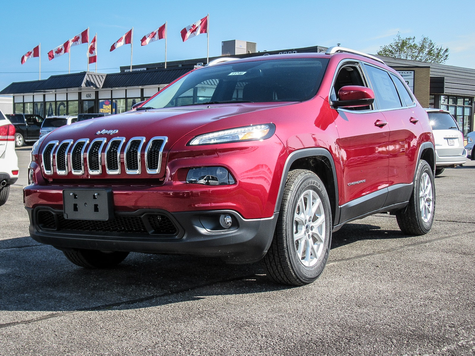 2017 Jeep Cherokee North SUV