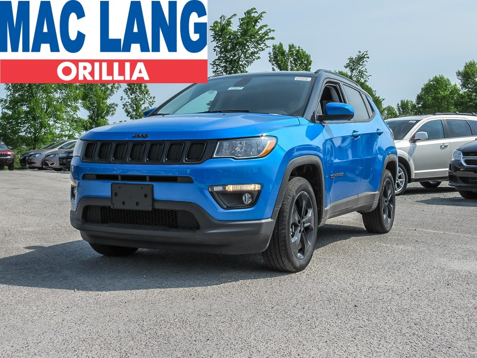 2018 Jeep Compass Altitude VUS