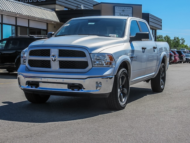 2018 Ram 1500 Outdoorsman Pickup Truck