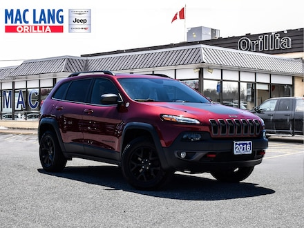2016 Jeep Cherokee Trailhawk,TOW PKG OFF-Road Ready Just Reduced!! SUV