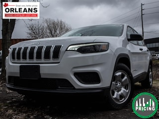 2019 Jeep New Cherokee Sport (text us at 613-777-1899) SUV