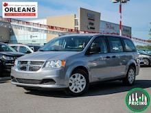 2018 Dodge Grand Caravan CVP/SXT Minivan/Van