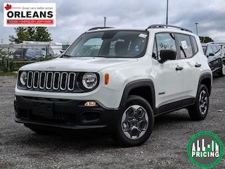 2018 Jeep Renegade Sport (text us at 613-777-1899) SUV