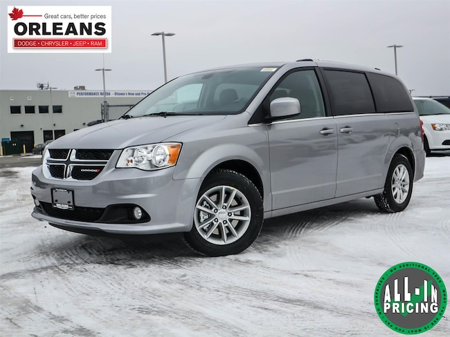 2019 Dodge Grand Caravan SXT Premium Plus (text us at 613-777-1899) Van