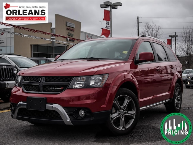 2018 Dodge Journey Crossroad (text us at 613-777-1899) - $202.69 B/W SUV