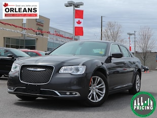 2017 Chrysler 300 Touring (text us at 613-777-1899) - $167.68 B/W $0 Sedan