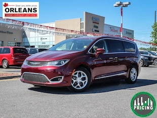 2018 Chrysler Pacifica Touring L Plus (text us at 613-777-1899) - $263.63