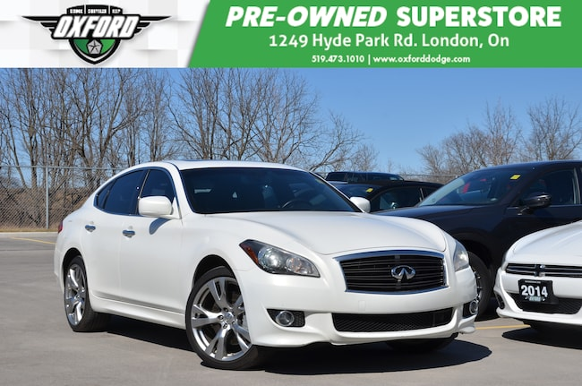 2013 INFINITI M37x M375 - AWD, 2 sets of tires, very well equipped Sedan