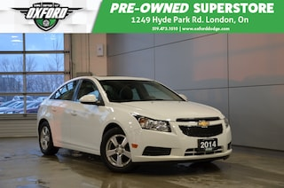 2014 Chevrolet Cruze 2LT - extra clean condition, fully equipped, premi Sedan