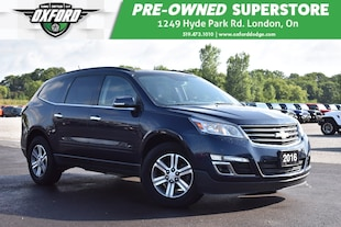 2016 Chevrolet Traverse LT - One Owner, Well Maintained, Bluetooth, Sunroo SUV