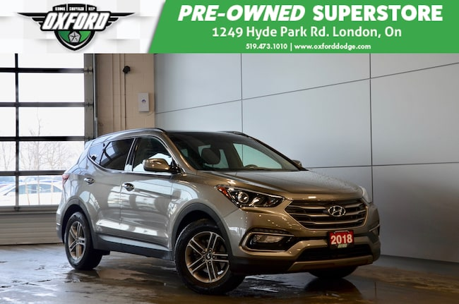 2018 Hyundai Santa Fe Sport 2.4L - AWD, clean carproof, nicely equipped, in gr SUV