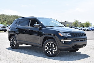 2019 Jeep Compass Upland Edition SUV
