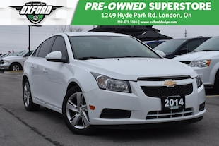 2014 Chevrolet Cruze FWD, Auto Climate, Backup Sedan