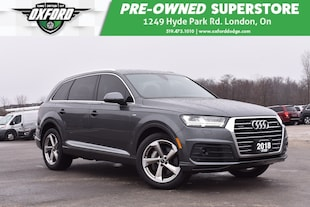 2018 Audi Q7 3.0T - Very Luxurious, Like New, Low Kms SUV