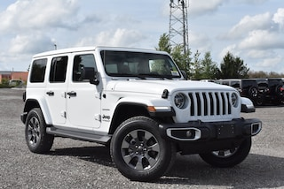 2020 Jeep Wrangler Unlimited Sahara SUV