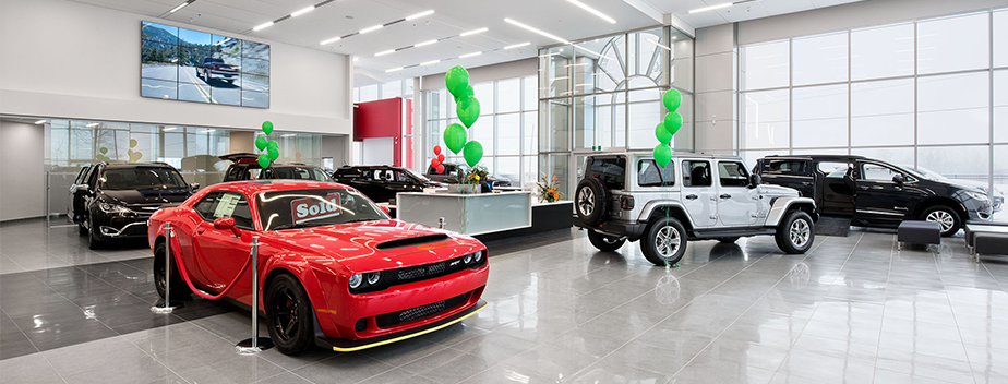 Welcome to the ALL NEW Oxford Dodge Located in