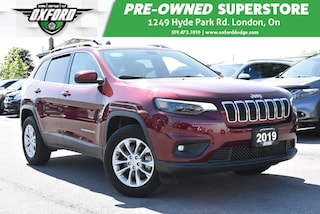 2019 Jeep Cherokee North  - Bluetooth, Back Up Cam, Pwr Seat SUV